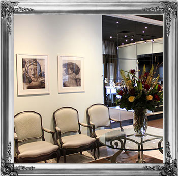 Plastic Surgeon Clinic Facilities Montreal - Reception